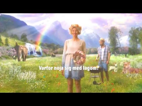 "GavleNets reklamfilm ""Paradiset"""