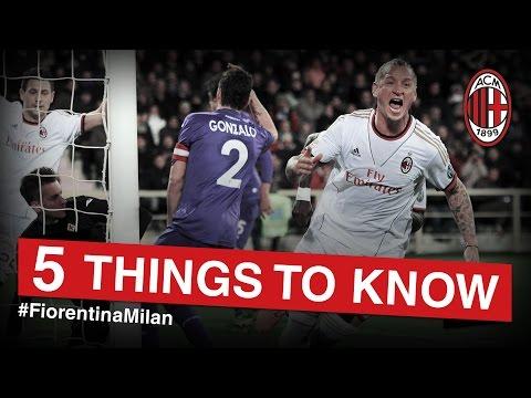 Fiorentina-Milan: 5 things to know | AC Milan Offi…