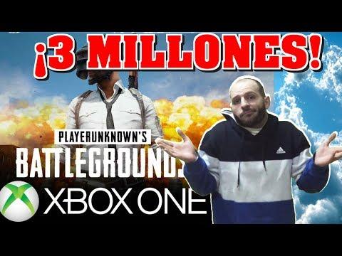 ¡¡¡EL PUBG YA HA VENDIDO 3 MILLONES EN XBOX ONE!!! - Sasel - Noticias - Microsoft