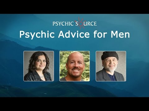 Psychic  Readings for Men