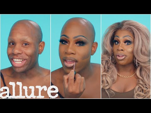 Monét X Change?s Drag Transformation Tutorial | Allure