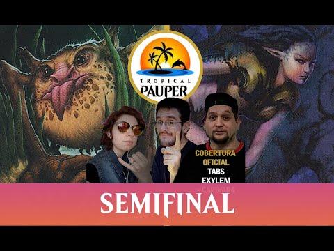 Bogles VS Bogles - Tropical Pauper - Narração ao vivo - Semifinal