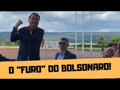 POR QUE QUEREM DESTRUIR O GOVERNO BOLSONARO?!!!