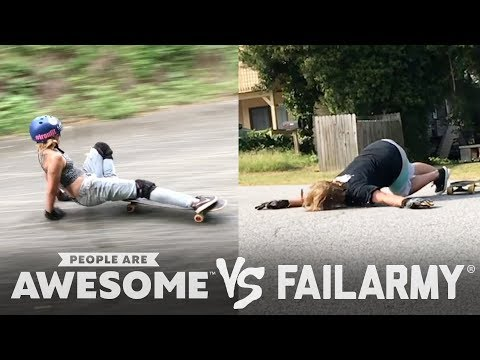 """People Are Awesome Vs. FailArmy 
