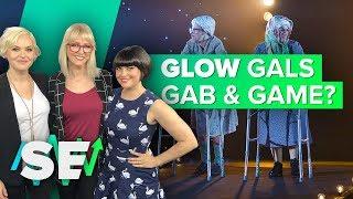 GLOW's Beatdown Biddies are hilarious IRL | Stream Economy No. 10