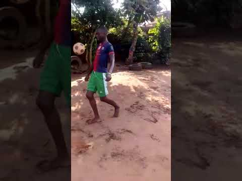 vado home soccer juggle no boots sand part 1