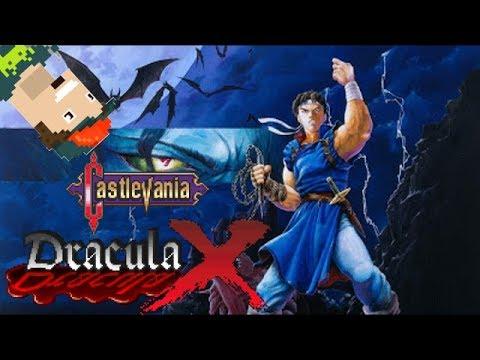 Castlevania: Dracula X SNES || Hazme Recordar