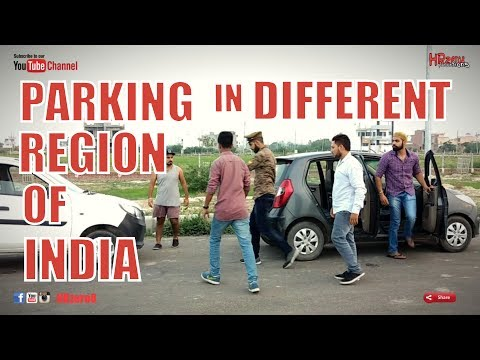 connectYoutube - Parking Problems in INDIA | Funny | | HRzero8 |