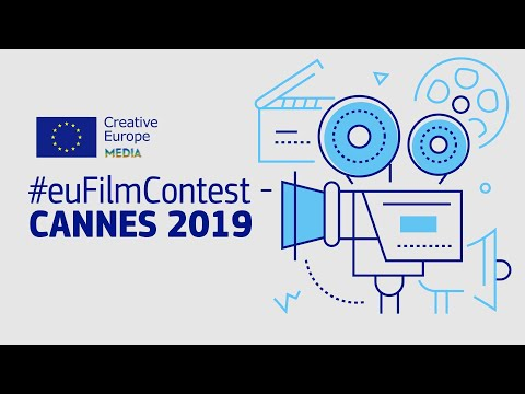 AFTERMOVIE - #euFilmContest - Cannes 2019 photo