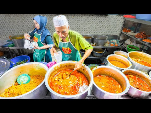 MUST TRY Malay and Indian Street Food Tour of Kuala Lumpur, Malaysia! BEST Street Food in the WORLD!