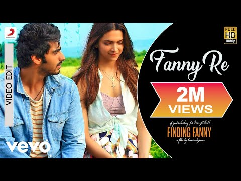 Finding Fanny - Fanny Re song