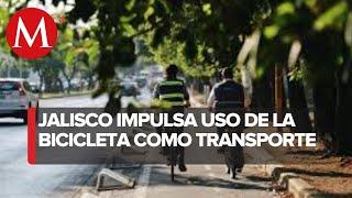 Presenta Zapopan plan de Ciclovías Emergentes