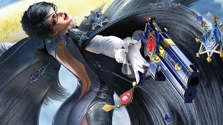 Bayonetta 2 - Chapter 2 Gameplay - Comic Con 2014