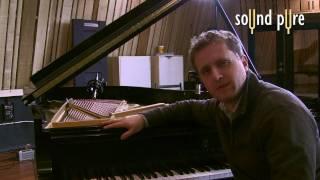 CharterOak M900t Tube Microphone Piano Demo Video