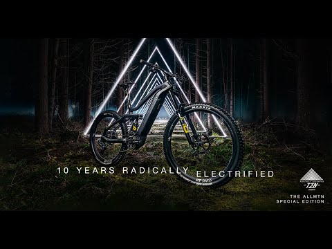 The ALLMTN Special Edition - 10 years radically electrified