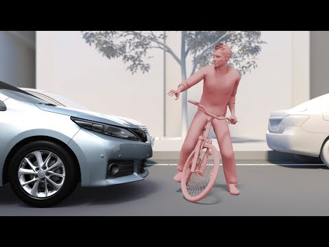 Toyota Safety Sense | Paris Motor Show 2018