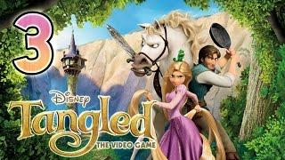 Disney Tangled Walkthrough Part 3 (Wii, PC) ✿ First Frolie Part 3 ❤ Full 100% Game