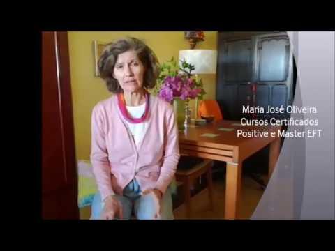 Maria José Oliveira - Cursos Positive e Master EFT