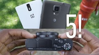 Top 5 Upcoming Tech! (Mid 2015)