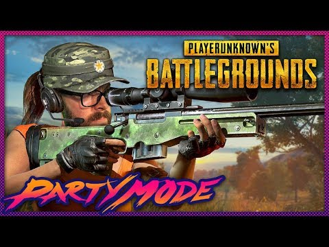 connectYoutube - How Many Kills Will We Get in PUBG? - Party Mode