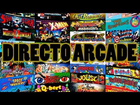 Directo Arcade Guisos a cinco duros con amigos