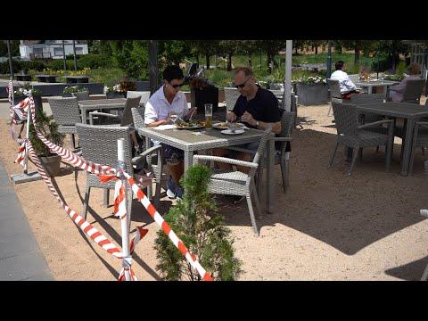 Coronaupdate #15 -  Gastronomie öffnet wieder