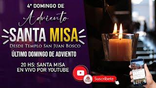 20HS: MISA   4º Domingo de Adviento 2020