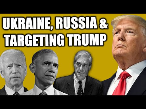 What Was Ukraine's Involvement in the Obama Admin/Deep State's Effort to Spy on the Trump Team?