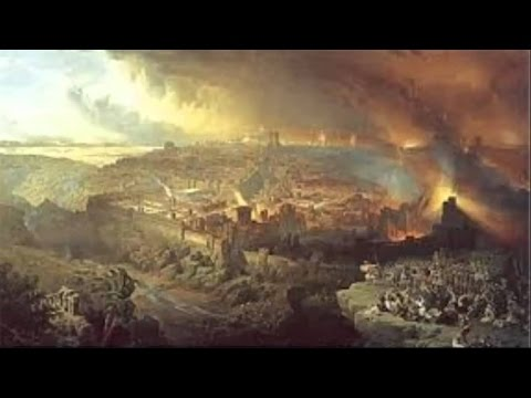 Armageddon And The Temple - Katherine Frisk