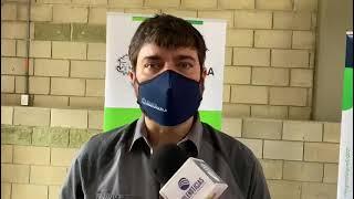 Primer lote a personal de la salud  de Barranquilla vacunado