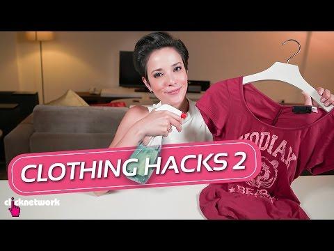 Clothing Hacks 2 - Hack It: EP49