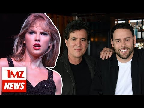 Taylor Swift in Battle with Scooter Braun, Scott Borchetta Over AMA Performance   TMZ NEWSROOM