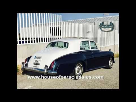 MM CLÁSICOS ROLLS ROYCE SILVER CLOUD III 1964