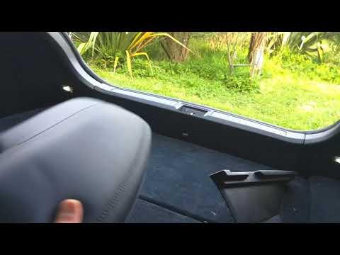 Tesla HV Cabling Safety Issue