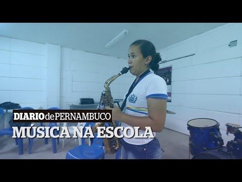 Educa PE - Aulas de música na escola