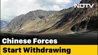 China Pullback In Contested Area In Ladakh To Be Complete Today: Sources - NDTV