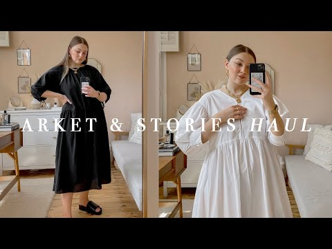VLOG | Arket & Other Stories Haul | I Covet Thee