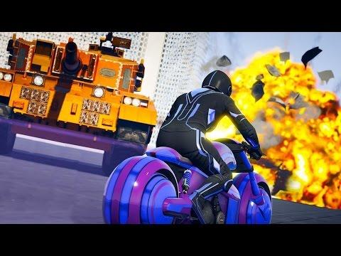 GTA Online - Adversary Mode: Vehicle Vendetta