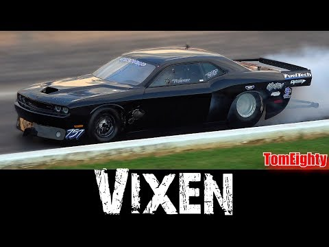 2009 Twin Turbo Dodge Challenger - Vixen