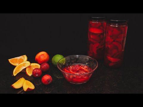 Варенье - пятиминутка из нектаринов и сливы на зиму. photo