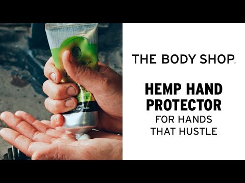 Discover Hardworking Hydration with The Hemp Hand Cream - The Body Shop