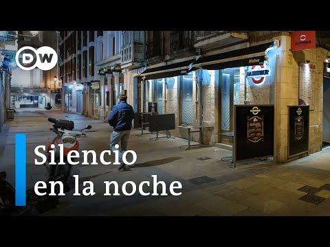 Frenazo a la vida nocturna en España