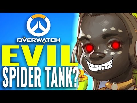 Upcoming Hero 'Efi?' (Theory) [Overwatch Explained]