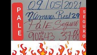 PALÉS CALIENTE PARA HOY 09/05/2021 DE MAYO PARA TODAS LAS LOTERIAS¡¡¡¡