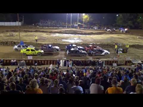 Ogemaw County Fair 2018 Bump and Run (Modified) Feature (8-15-18)