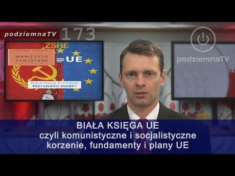 Robią nas w konia: UE ujawnia swe komunistyczne i socjalistyczne oblicze - Biała Księga EU #173