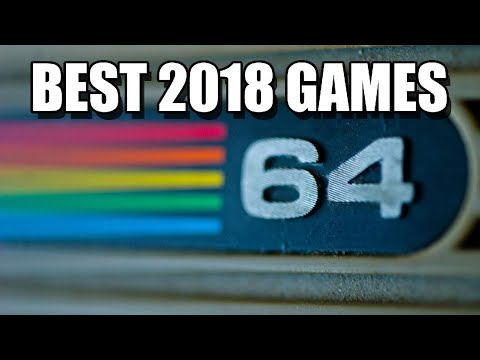 COMMODORE 2018 GOTY