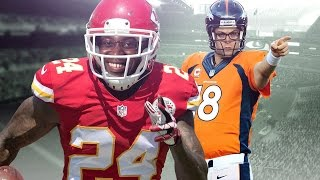 Broncos vs. Chiefs - Greg and Bobby Play Madden NFL 15 - IGN Let's Play