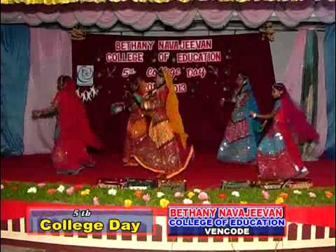 rajasthani dance my Choreography