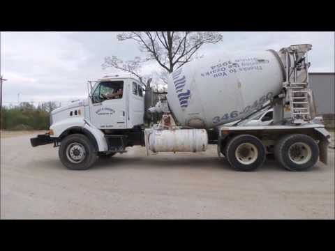2004 Sterling LT8500 ready mix truck for sale | no-reserve Internet auction May 25, 2017